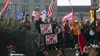"""Демонстрация """"Остановим кражу"""", Вашингтон, 14 ноября"""