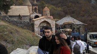 Berg-Karabach: Hoffnung auf Rückkehr - und bittere Flucht