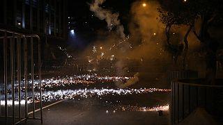 Három halott, 13 sebesült a perui tüntetésen