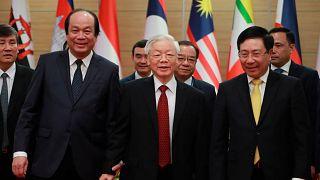 RCEP: Δεκαπέντε χώρες της Ασίας στη μεγαλύτερη ένωση ελεύθερου εμπορίου στον κόσμο