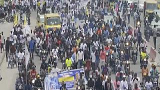 DRC: UDSP Activists March in Support of the President's Consultations