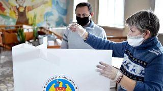 Moldova Cumhurbaşkanlığı seçimleri