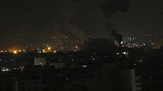 İsrail hava saldırısı (ARŞİV)