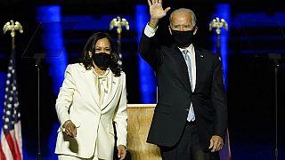 ABD'de başkanlık seçimlerini kazanan Joe Biden