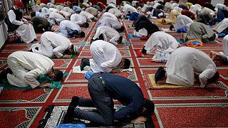 مسجد في بريطانيا