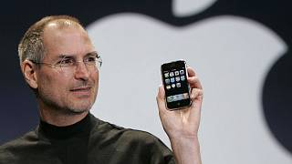 استیو جابز، مدیرعامل فقید شرکت اپل