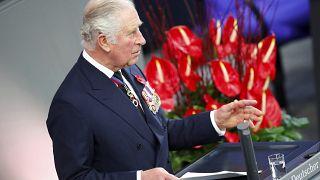 Prinz Charles im Bundestag