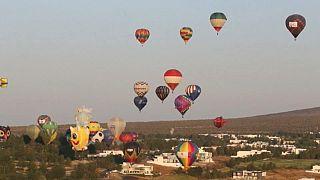 Festival del Globo en México