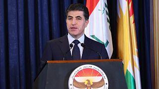 Irak Kürt Bölgesel Yönetimi Başkanı Neçirvan Barzani