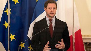 Avrupa İşlerinden Sorumlu Devlet Bakanı Clement Beaune