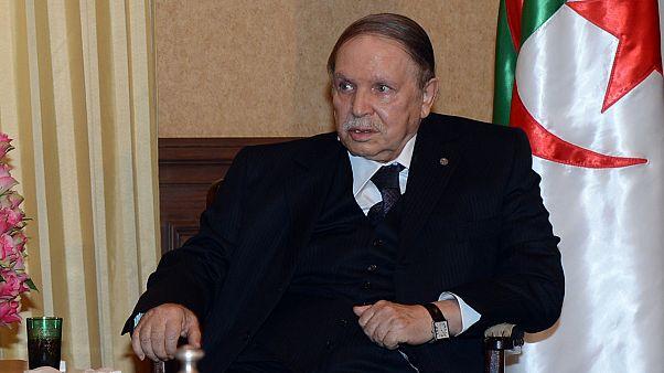 الرئيس الجزائري السابق عبد العزيز بوتفليقة