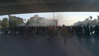 اعتراضهای آبان ماه ۹۸ در ایران