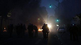 Polizei in Frankreich - SYMBOLBILD