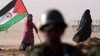 Polisario Front's flag