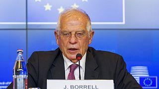 Ο επικεφαλής της ευρωπαϊκής διπλωματίας, Ζοζέπ Μπορέλ