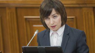 Молдавия выбрала Майю Санду