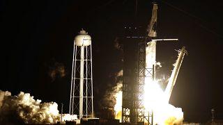 SpaceX-Rakete zur ISS gestartet - Erfolg für Milliardär Elon Musk
