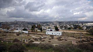 شهرک «گیوات هماتوس» در شرق بیتالمقدس