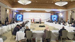 Tough start for Libya's political forum as talks stall