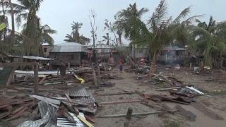 Nicaragua az Eta hurrikán után