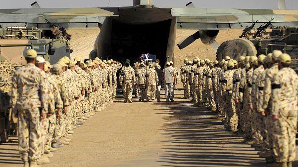 سربازان نیروی ویژه هوایی استرالیا در افغانستان -آرشیو ۲۰۰۸