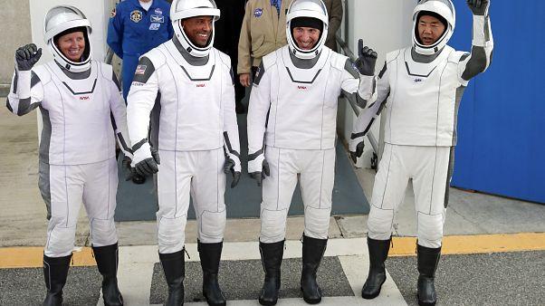 Экипаж космического корабля
