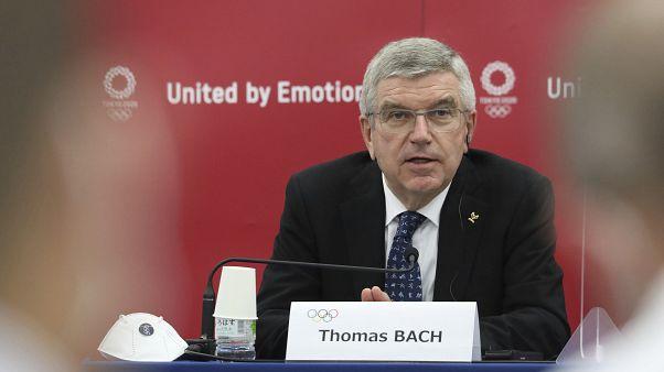 Thomas Bach, 66 anni, presidente del CIO