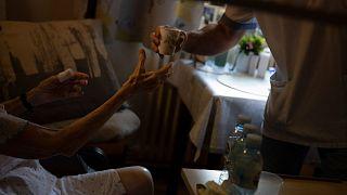 خانه سالمندان در بلژیک