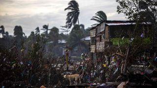 """العاصفة المدارية """"آيوتا"""" تقترب من أمريكا الوسطى"""