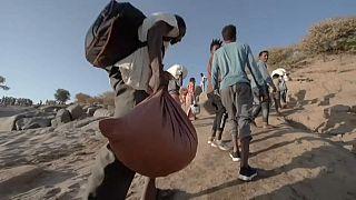 L'inquiétude du HCR face à l'afflux massif de réfugiés éthiopiens au Soudan