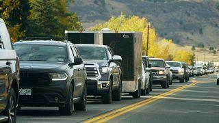 Trafikte araçlar