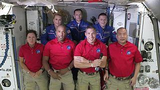 SpaceX se anota otro éxito: su cápsula se acopla a la Estación Espacial Internacional