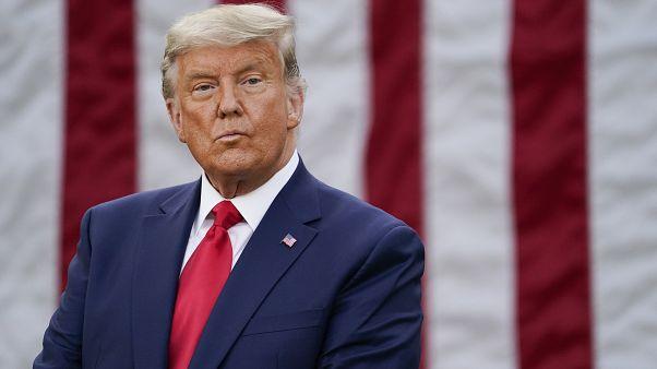 Donald Trump sajtótájékoztatón november 13-án