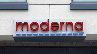 A Moderna egyik telephelye