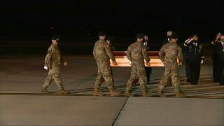 استعادة جثمان ثلاثة جنود أمريكين من صمر
