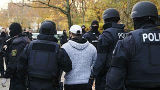 عملیات پلیس برلین