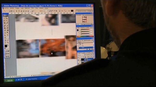 Weltweit zirkulieren 16 Millionen Bilder von Kindesmißbrauch im Internet - etwa 800.000 davon in Europa