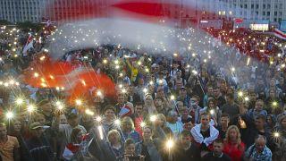100 jours après l'élection contestée de Loukachenko, le Bélarus toujours dans l'impasse