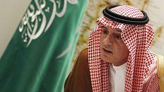 عادل الجبیر، وزیر مشاور در امور خارجه پادشاهی عربستان سعودی