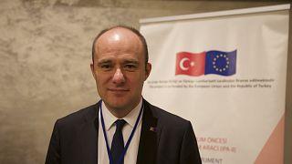 AB Bakanlığı Proje Uygulama Başkanı Bülent Özcan