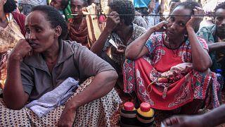 """BM:  Sudan ile Etiyopya sınırında """"büyük ölçekli bir insani kriz"""" yaşanıyor"""
