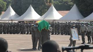 'Soldier of democracy': Mali buries former president Toumani Touré