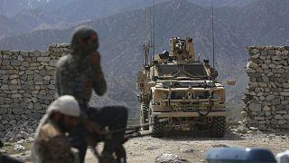 نیروهای نظامی آمریکایی در افغانستان