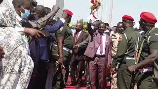 Les chefs rebelles soudanais de retour à Khartoum