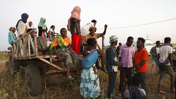 A civilek szenvednek az etióp kormány katonai offenzívája miatt