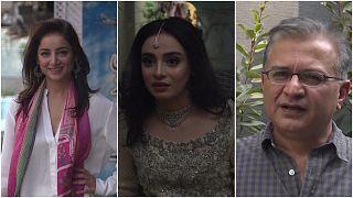 مسلسل باكستاني يثير الجدل