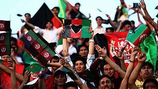 عکسی از مهاجران افغان در ایران