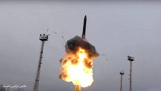 intercontinental ballistic missile