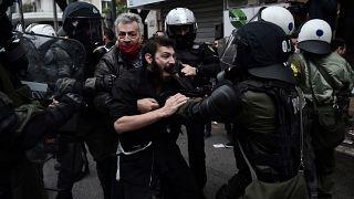 اليونان - احتجاجات