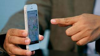 دادههای مکانیابی تلفن های هوشمند
